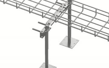 Escalerilla para canalizar cables